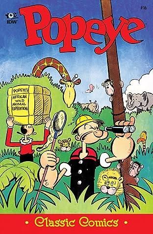 Popeye Classics No.16