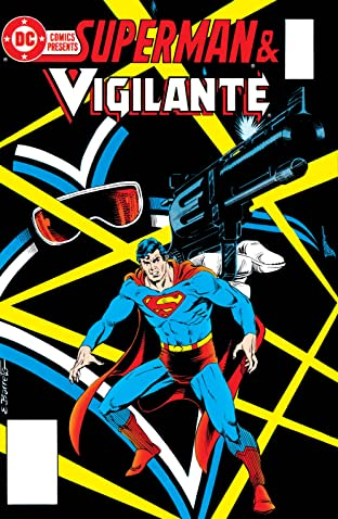 DC Comics Presents (1978-1986) #92