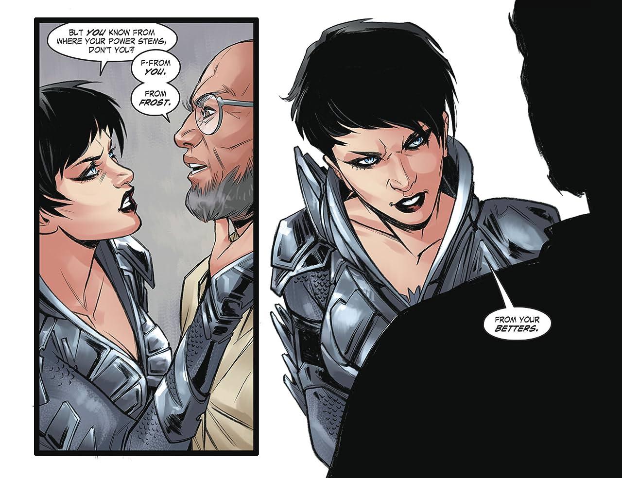 DC Comics: Bombshells (2015-2017) #93
