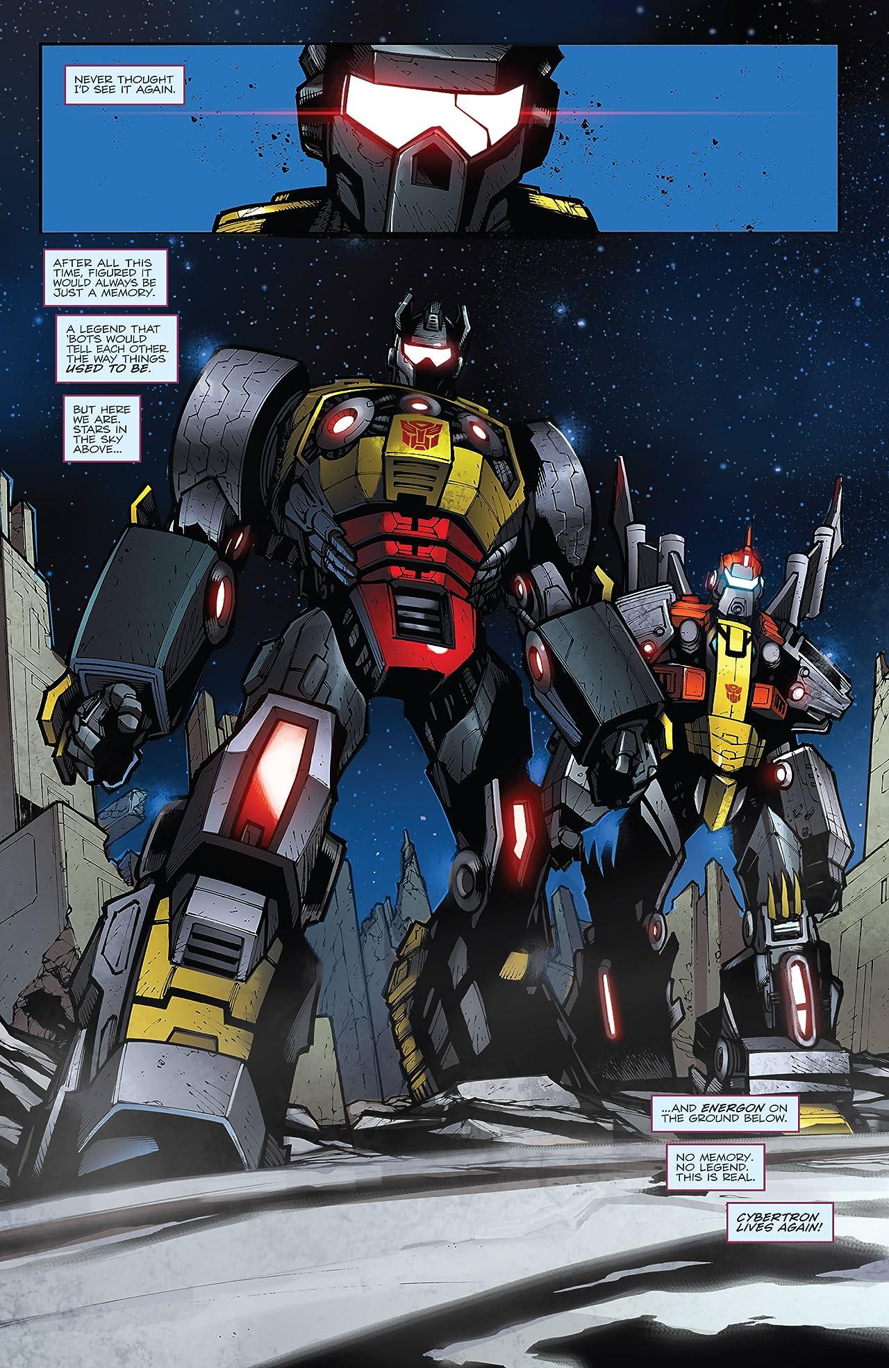 Transformers: Prime - Beast Hunters #7