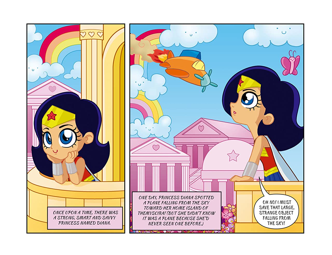DC Super Hero Girls: Out of the Bottle (2017-) #2