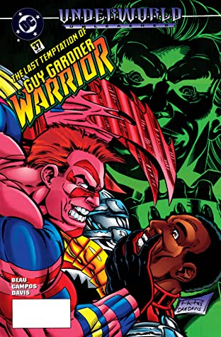 Guy Gardner: Warrior (1992-1996) #37