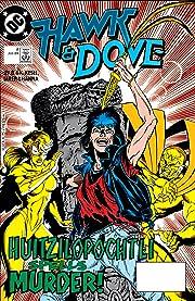 Hawk and Dove (1989-1991) #2