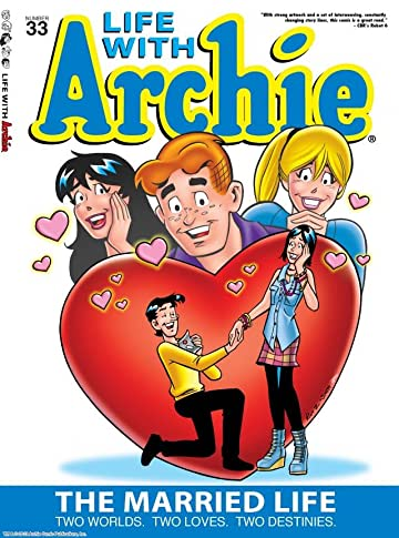 Life With Archie #33
