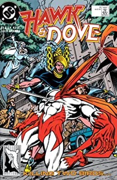 Hawk and Dove (1989-1991) #3