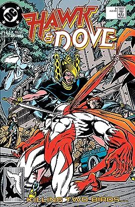 Hawk and Dove (1989-1991) No.3