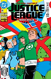 Justice League America (1987-1996) #60