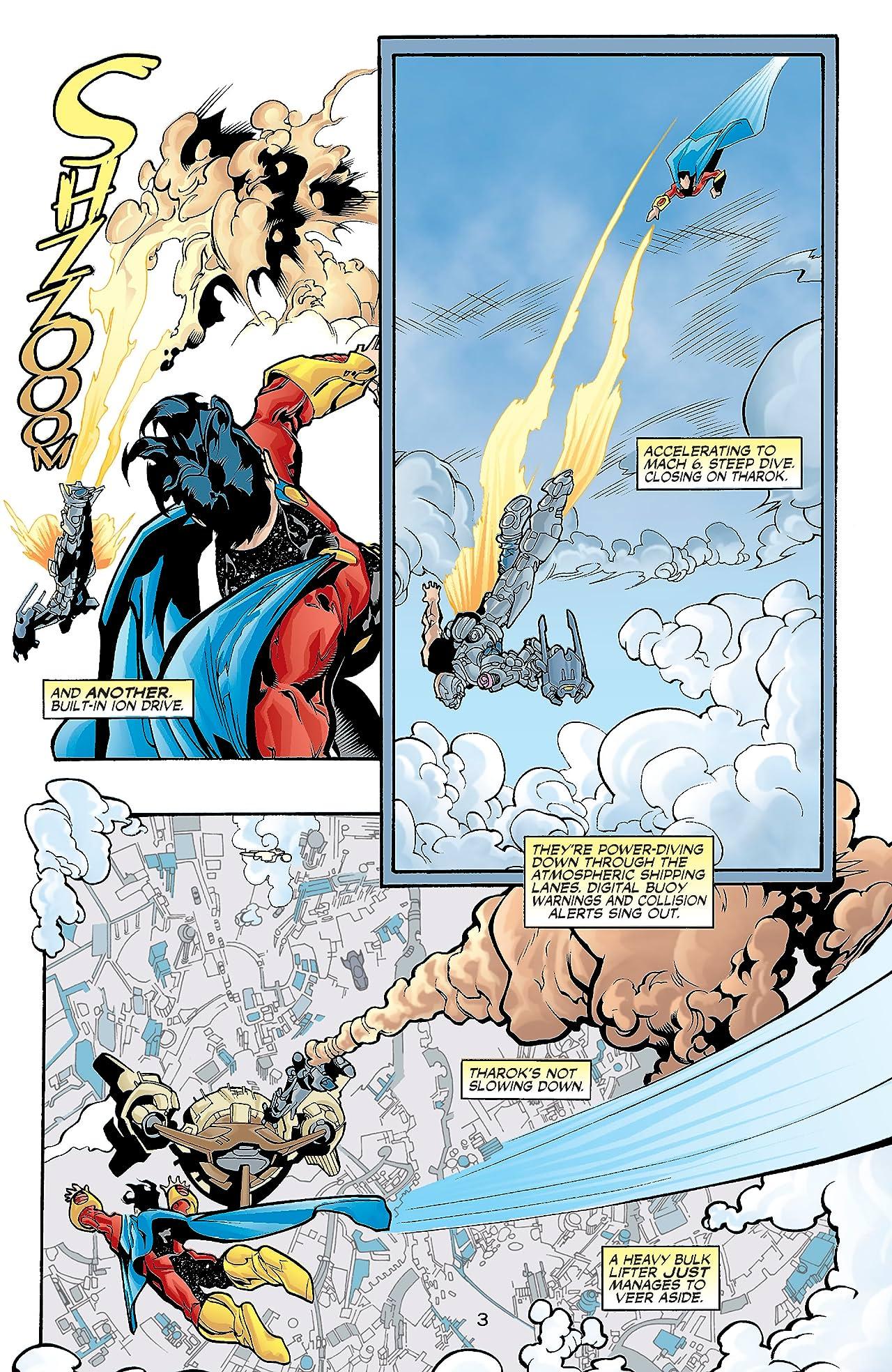 Legion Worlds (2001) #1