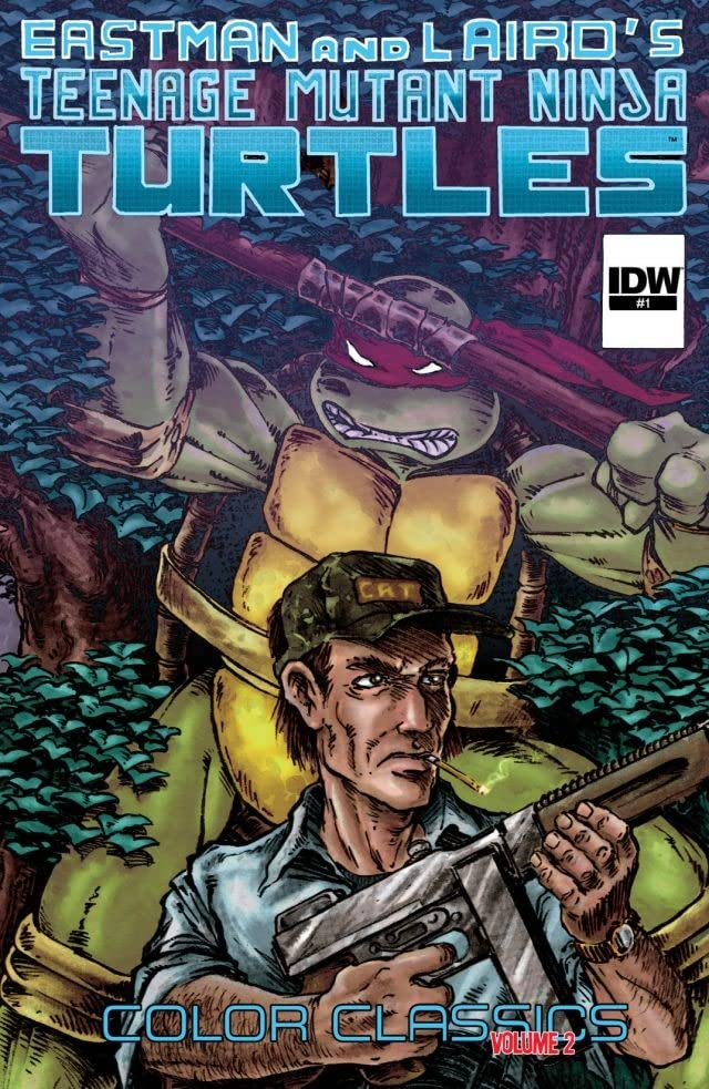 Teenage Mutant Ninja Turtles: Color Classics Vol. 2 #1