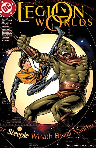Legion Worlds (2001) #5