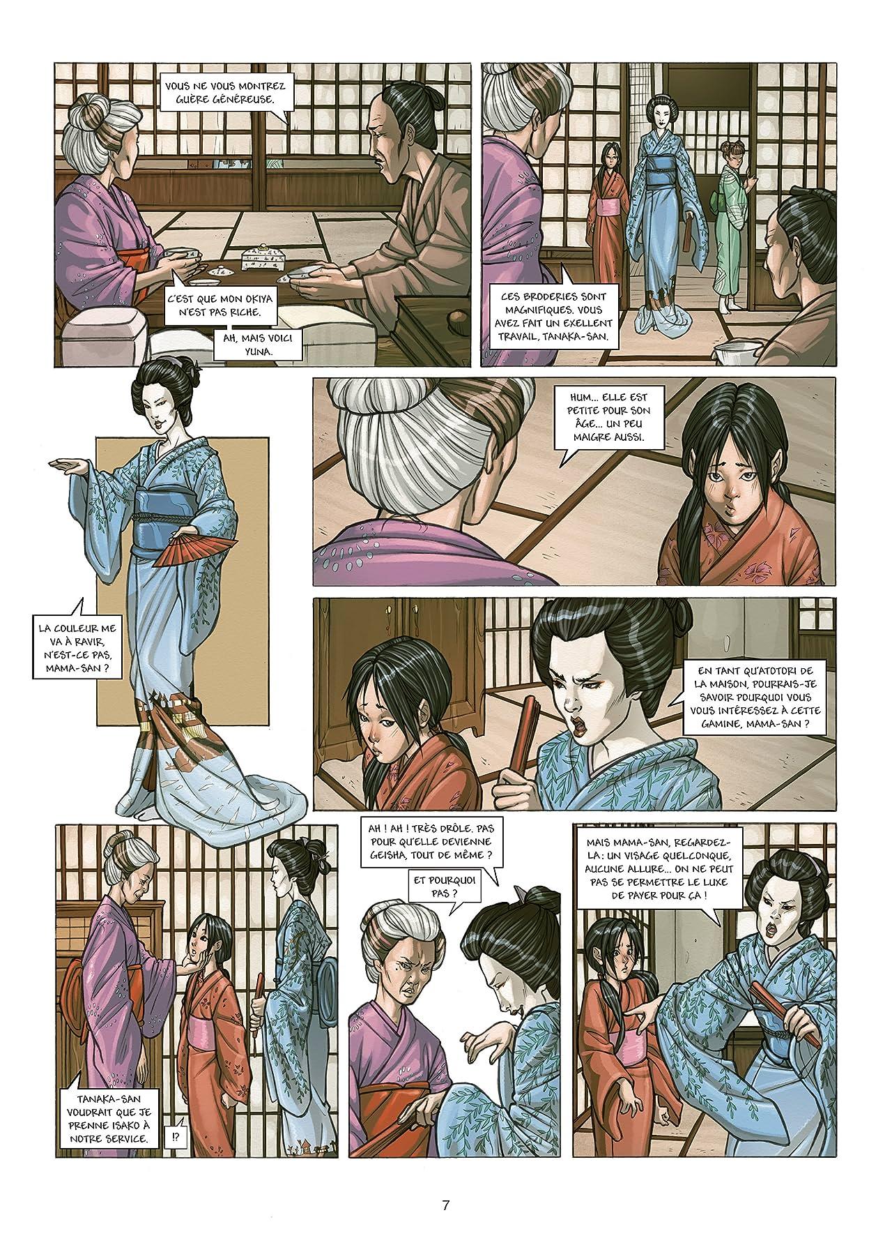 Petite Geisha Vol. 1: L'Okiya des Mystères