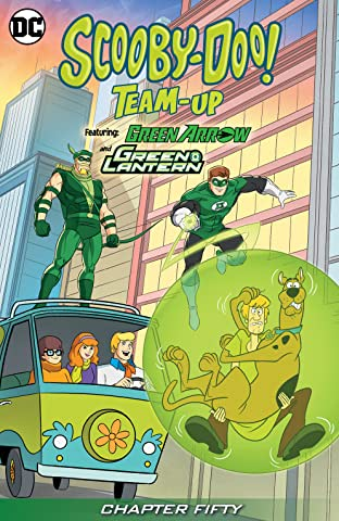 Scooby-Doo Team-Up (2013-) #50