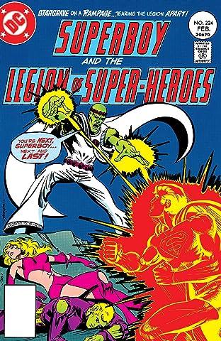 Superboy (1949-1979) #224