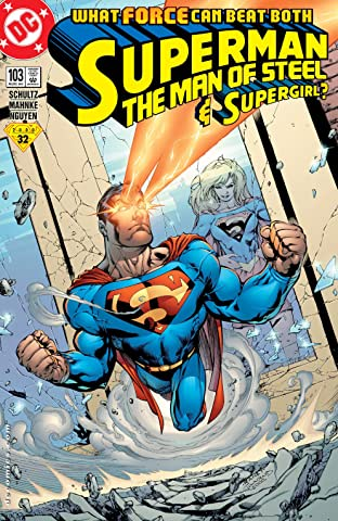 Superman: The Man of Steel (1991-2003) #103