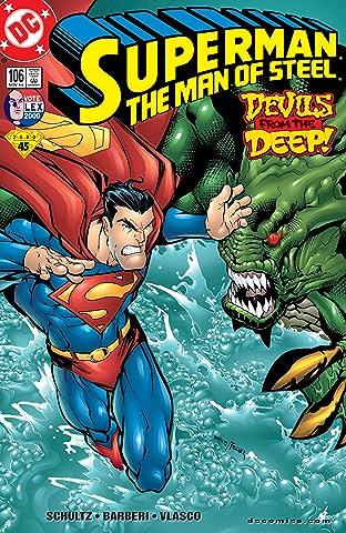 Superman: The Man of Steel (1991-2003) #106