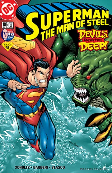 Superman: The Man of Steel (1991-2003) #106