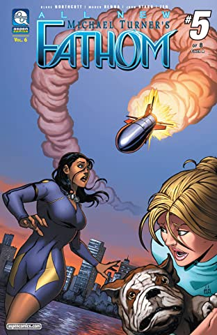 All-New Fathom Vol. 6 #5 (of 8)