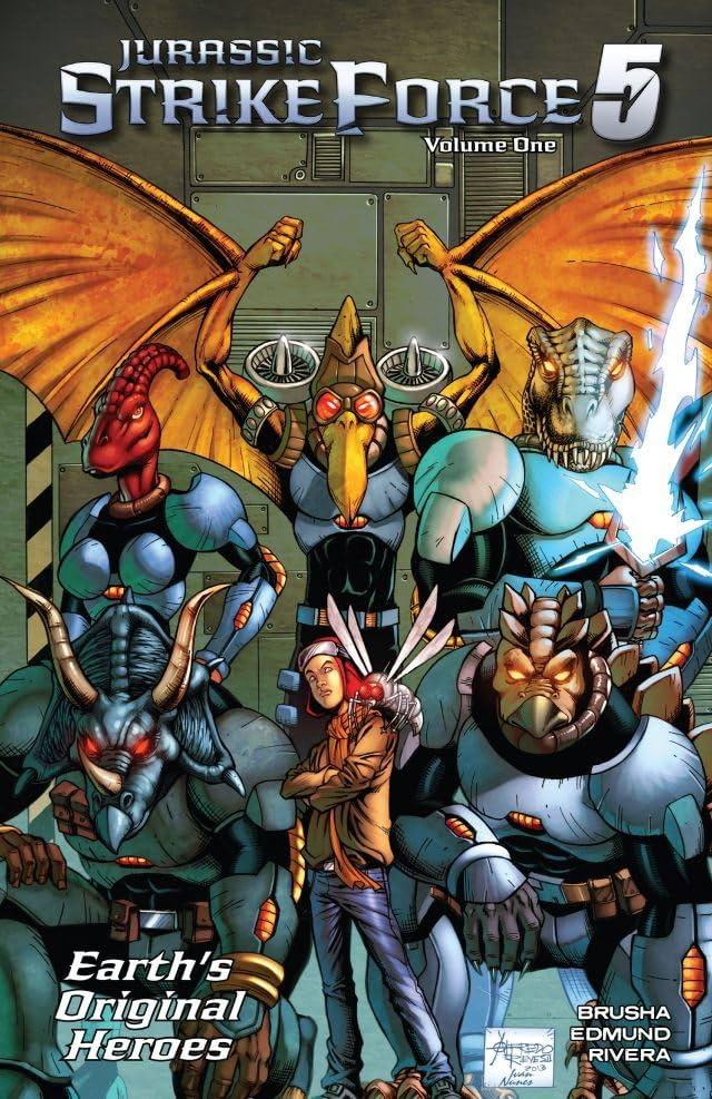 Jurassic Strike Force 5