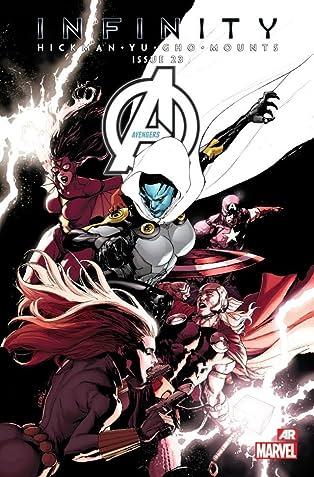 Avengers (2012-2015) #23