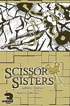 Scissor Sisters #3