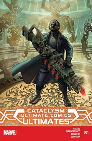 Cataclysm: Ultimate Comics Ultimates No.1 (sur 3)