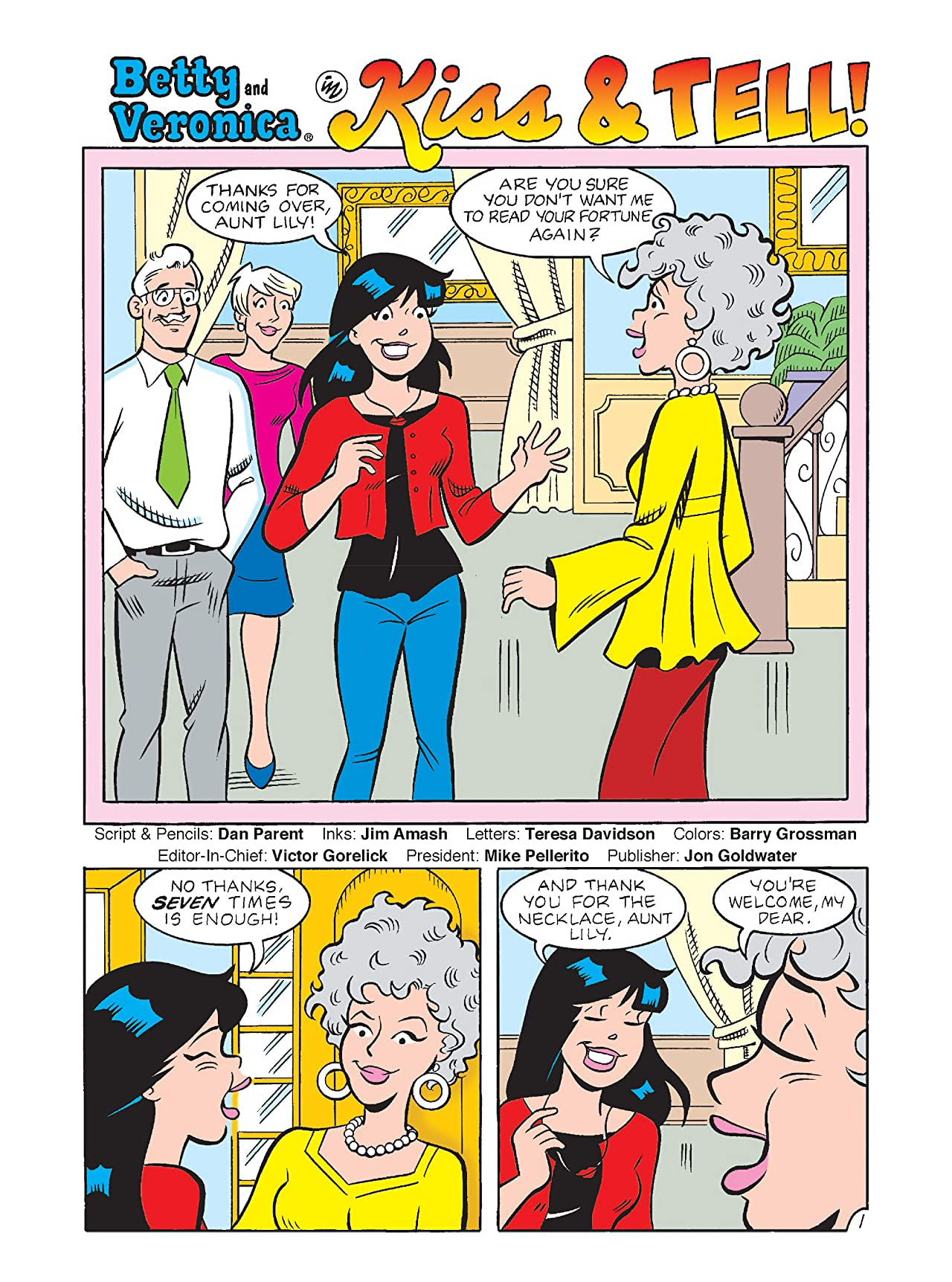 Betty & Veronica Double Digest #220