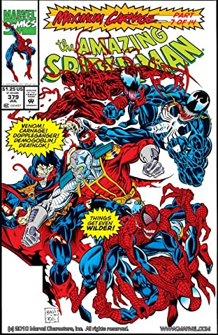 Amazing Spider-Man (1963-1998) No.379