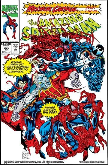 Amazing Spider-Man (1963-1998) #379