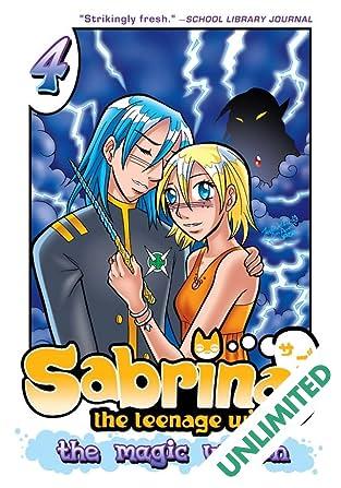 Sabrina Manga: The Magic Within Vol. 4