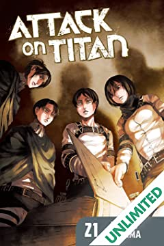 Attack on Titan Vol. 21