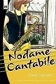 Nodame Cantabile Tome 20