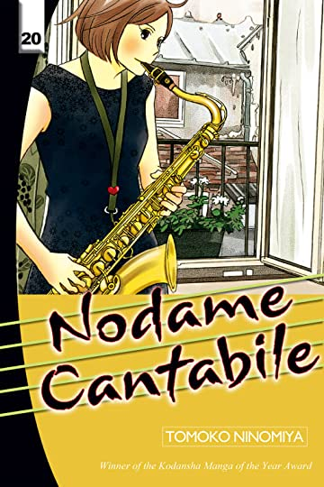 Nodame Cantabile Vol. 20