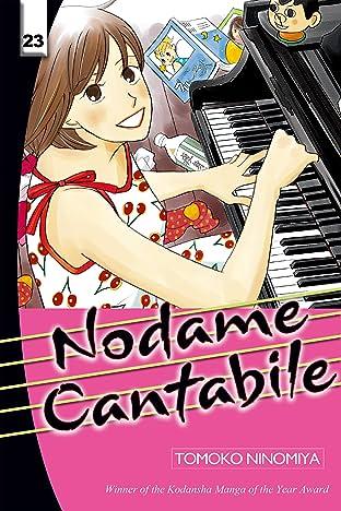Nodame Cantabile Tome 23
