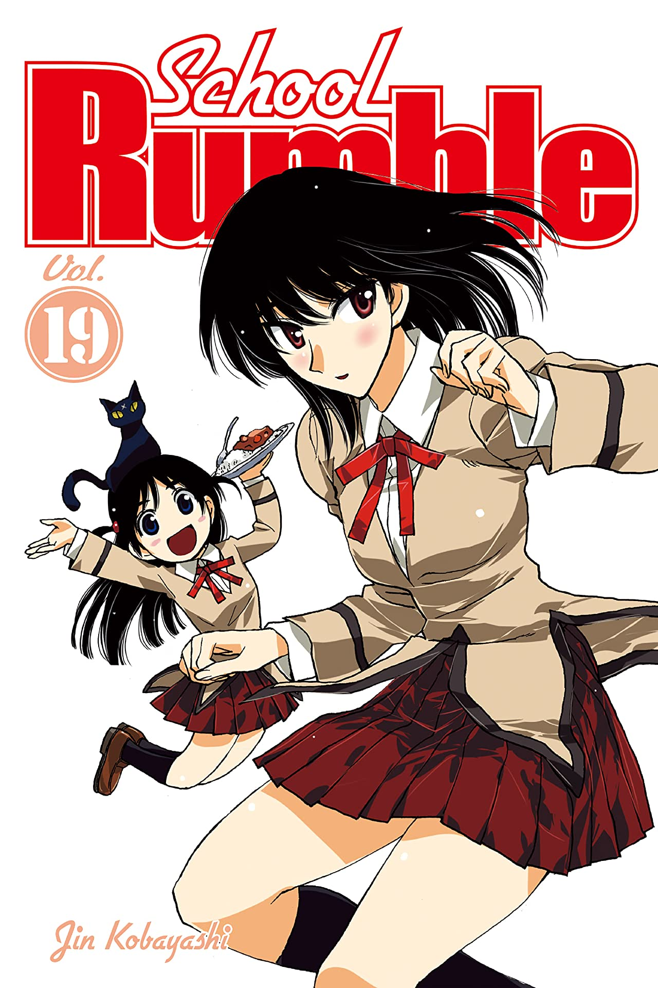 School Rumble Vol. 19