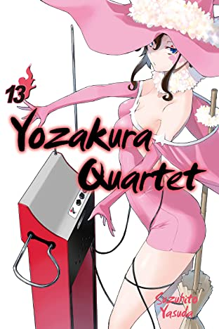 Yozakura Quartet Vol. 13