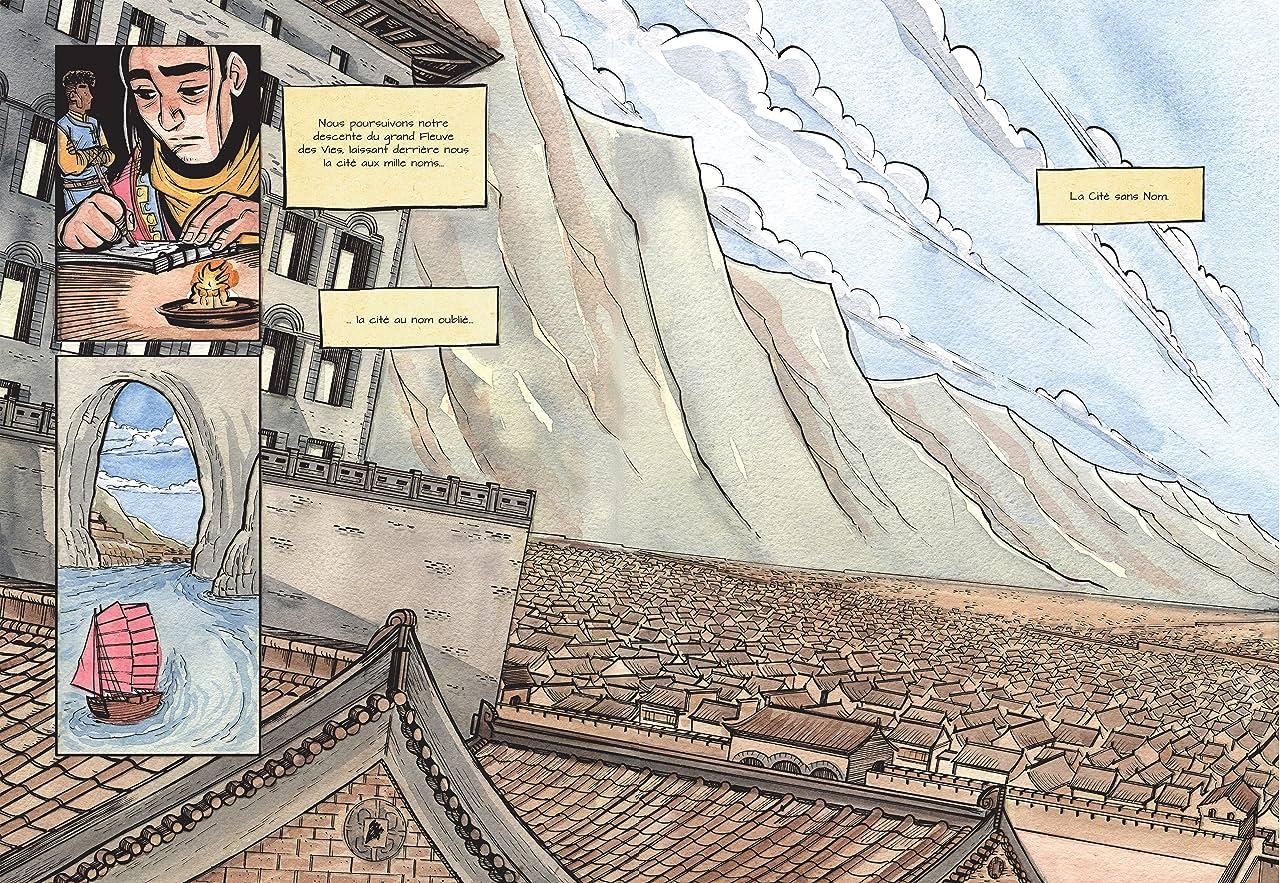 La Cité Sans Nom Vol. 1: Menace Sur l'Empire Dao