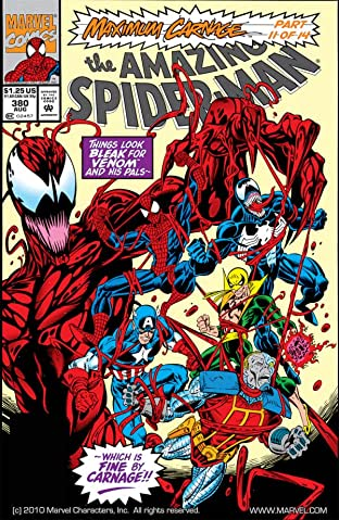 Amazing Spider-Man (1963-1998) No.380