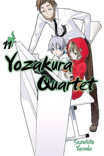 Yozakura Quartet Vol. 11