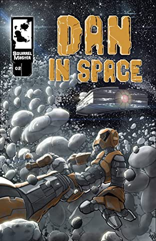 Dan In Space #2