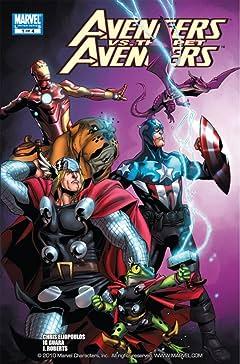 Avengers vs. Pet Avengers #1 (of 4)