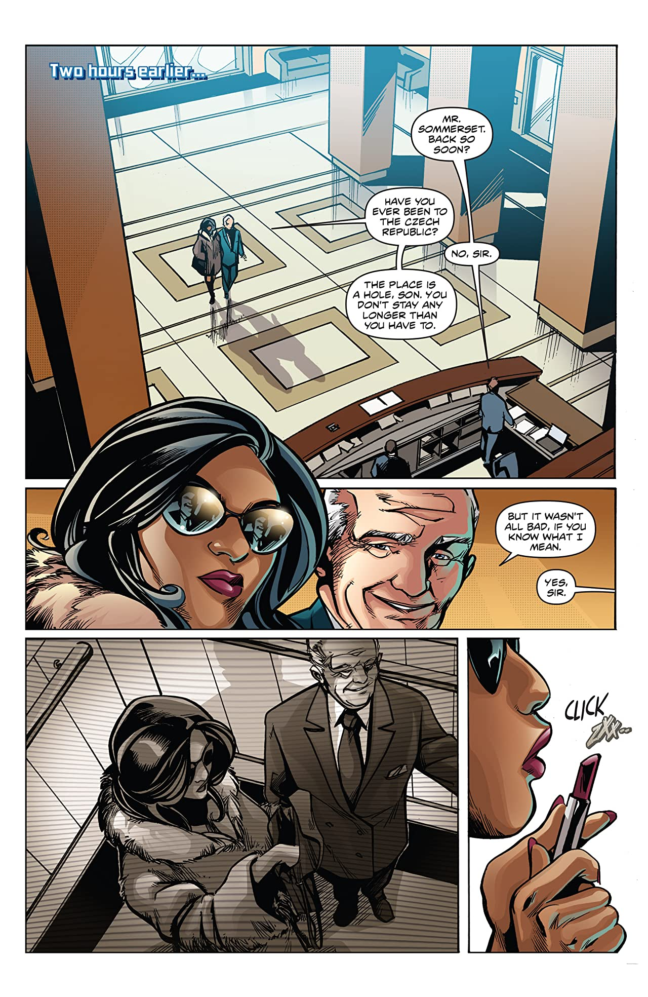 Protocol: Orphans #1 (of 4)