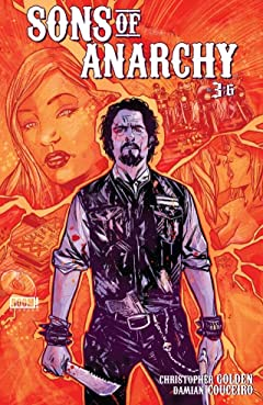 Sons of Anarchy No.3 (sur 6)