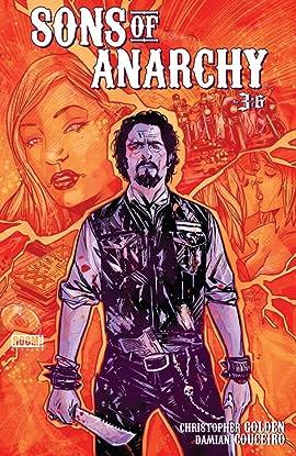 Sons of Anarchy No.3 (sur 6)
