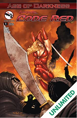 Code Red #1 (of 5)