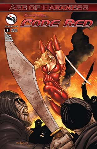Grimm Fairy Tales: Code Red #1 (of 5)