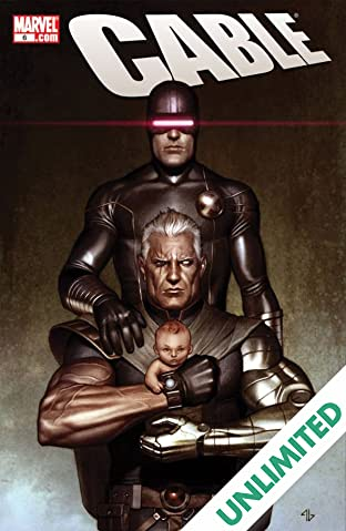Cable (2008-2010) #6