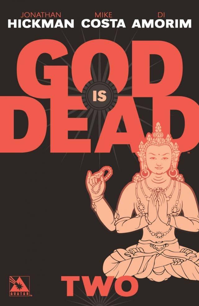God Is Dead #2