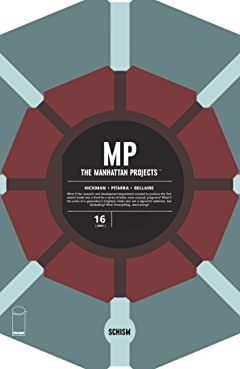 The Manhattan Projects #16