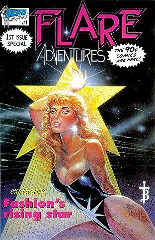 Flare Adventures #1-2