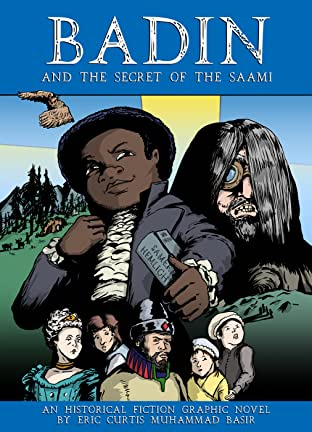 Badin and the Secret of the Saami